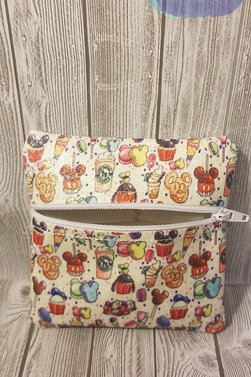 4x4 ITH Zipper Bag Design