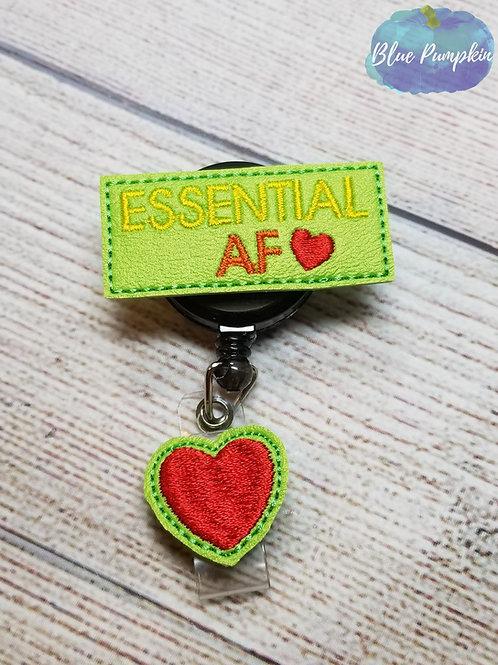 Essential AF Reel Feltie Design