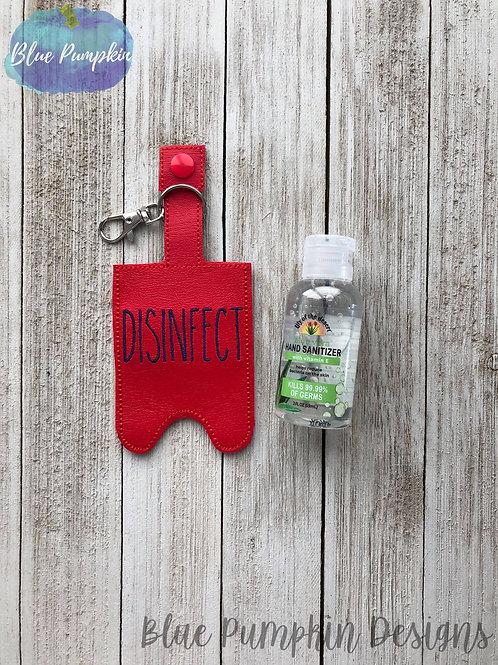 2oz Disinfect Sani Bottle Holder