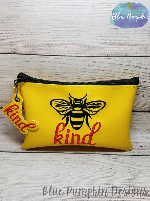 Bee Kind ITH Bag Design