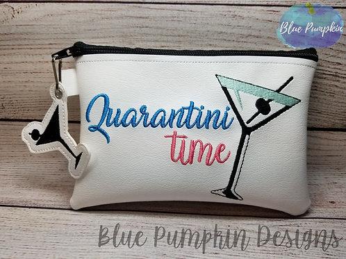 Quarantini Time  ITH Bag Design