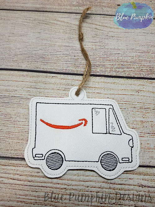 Amzn Ornament and Gift Card Holder