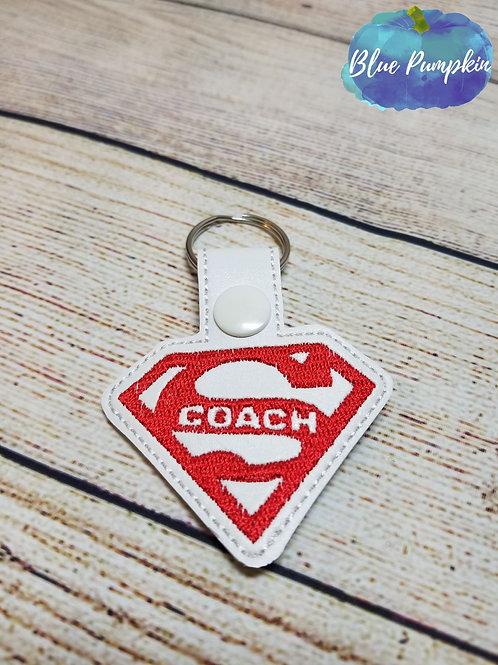 Super Coach Key Fob