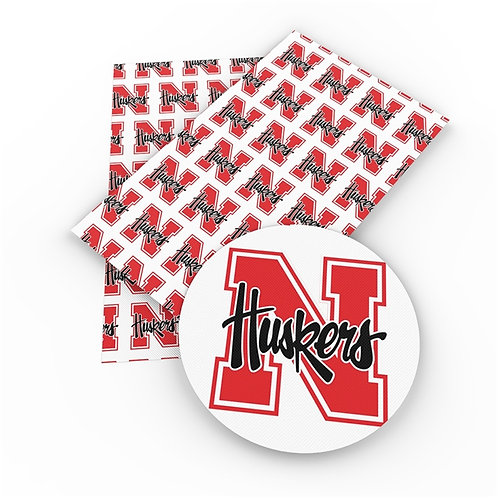 White Corn Huskers Embroidery Vinyl
