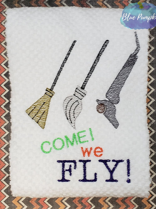 Come We Fly! Design