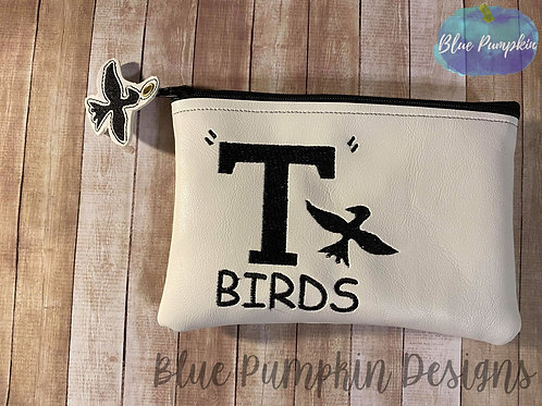 TBirds 5x7 ITH Bag Design