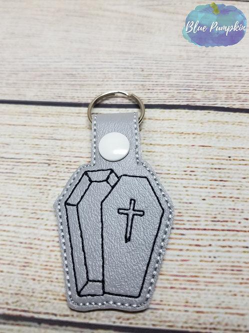 Coffin Key Fob