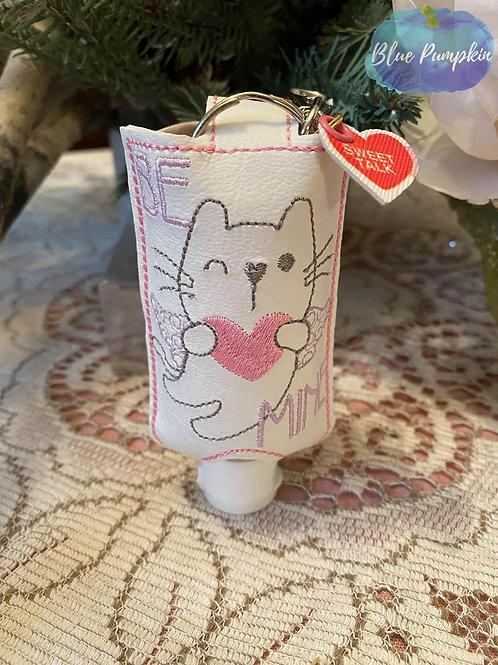 Cupid Kitty 2oz Sani Bottle Holder