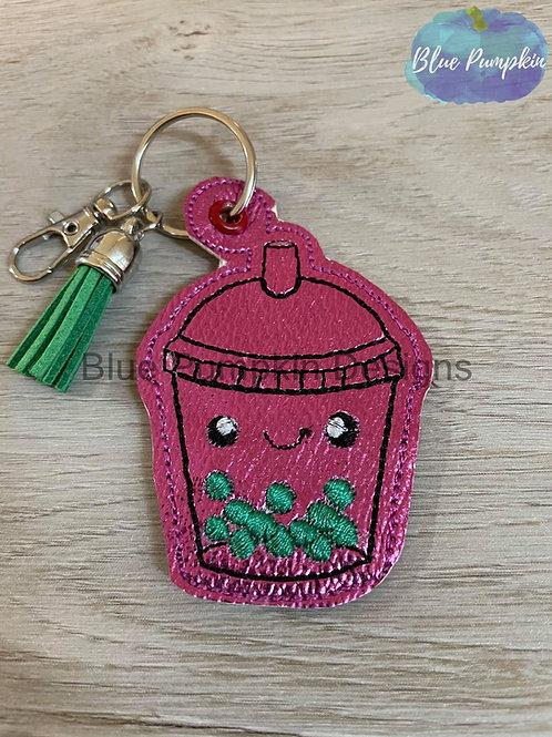 Boba Tea Key Fob