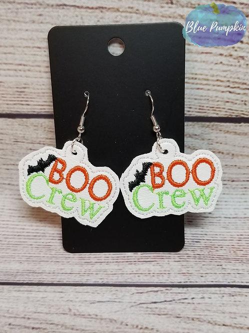Boo Crew Earrings