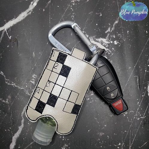 Crossword 2oz Sani Bottle Holder