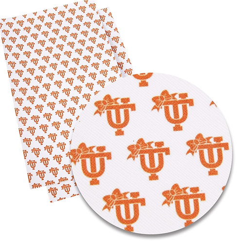 UT with a Bow Embroidery Vinyl
