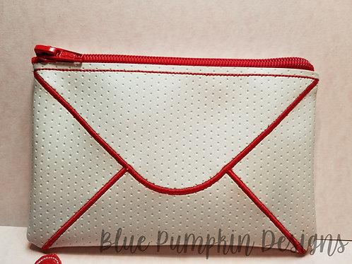 Envelope (w zipper pull assortment) ITH Zipper Bag Design