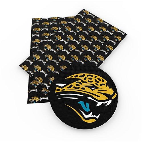 Jaguars Embroidery Vinyl