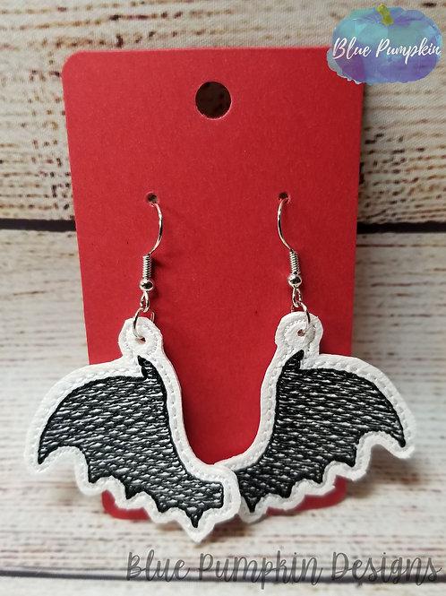 Bat Wings Earrings