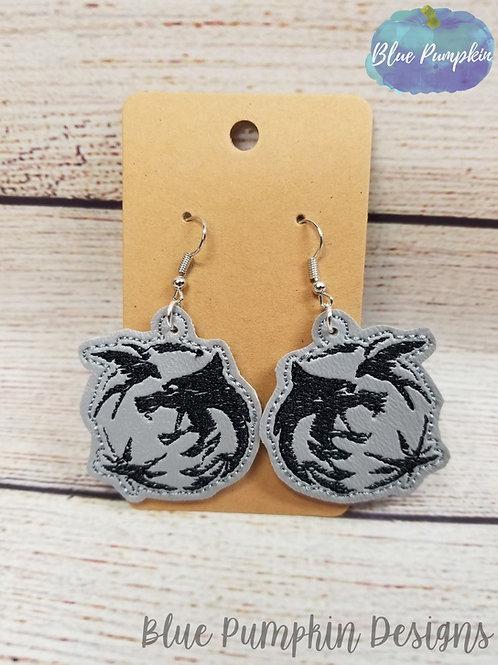 Witcher Earrings