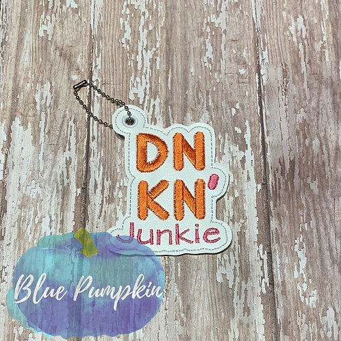 Dunkie Junkie Key Fob
