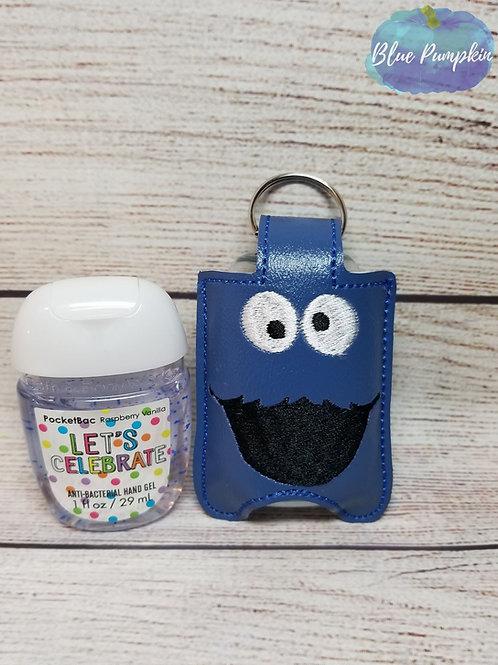Cookie Monster Hand Sanitizer Holder