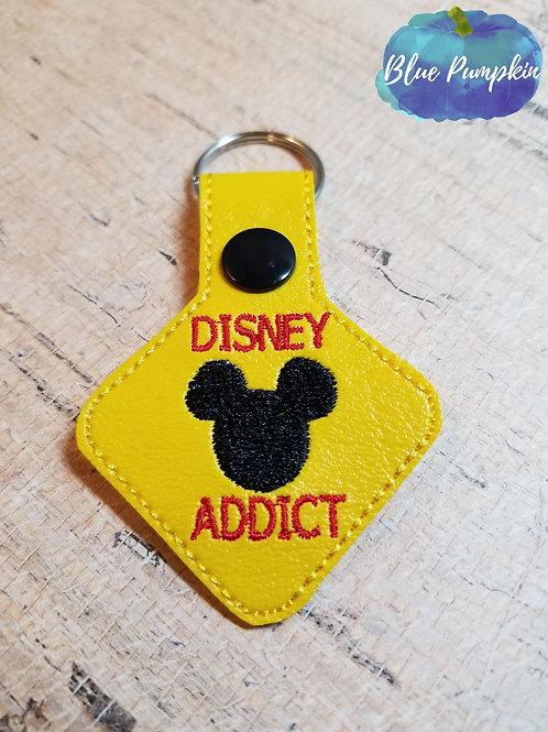 Diz Addict Key Fob