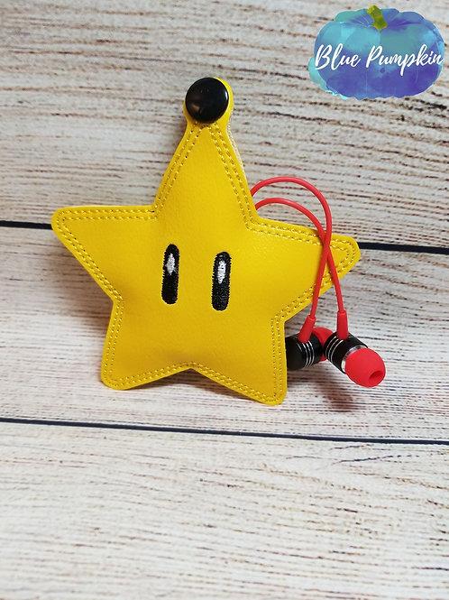 Star Earbud Holder