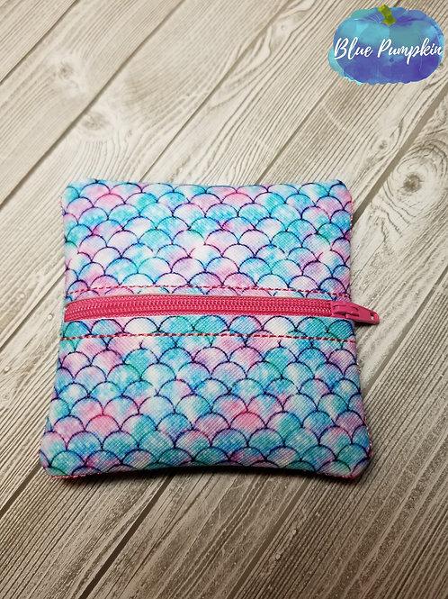 4x4 Coin  ITH Zipper Bag Design