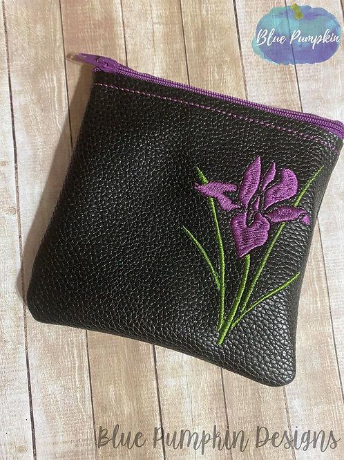 Blank Iris 5x5 ITH Bag Design