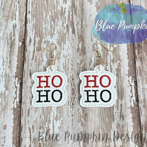 Ho Ho Earrings