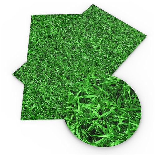 Grass Embroidery Vinyl