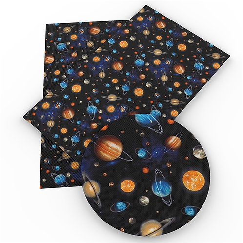 Outer Space Embroidery Vinyl