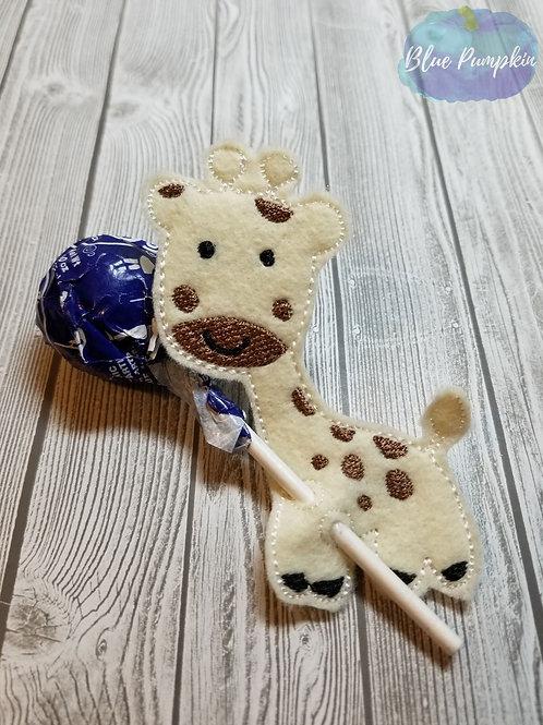 Giraffe Lollipop Holder