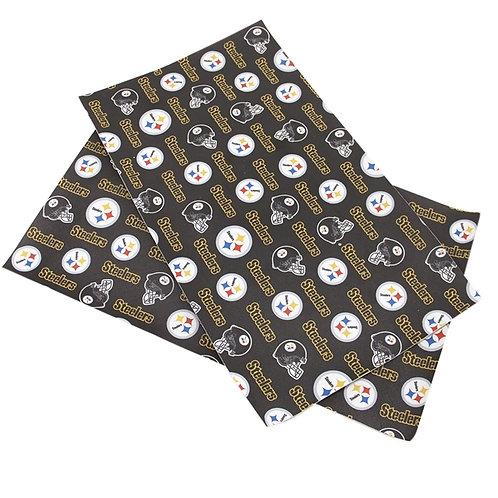 Steelers  Print Embroidery Vinyl