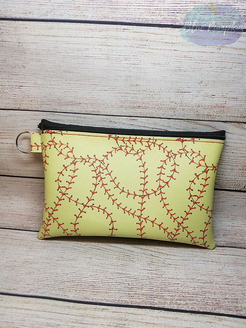 6x9 Blank ITH Zipper Bag Design