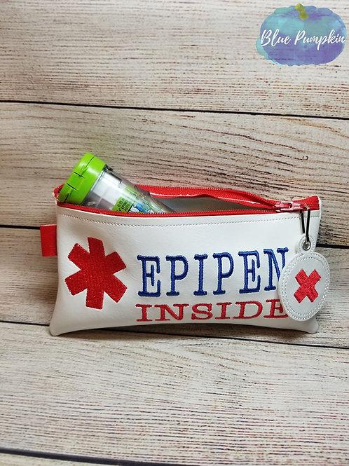 EPIPEN ITH Zipper Bag Design