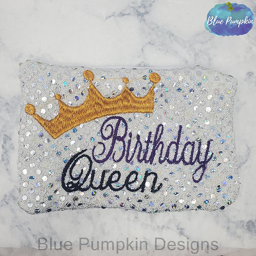 Birthday Queen Mug/Snack Mat