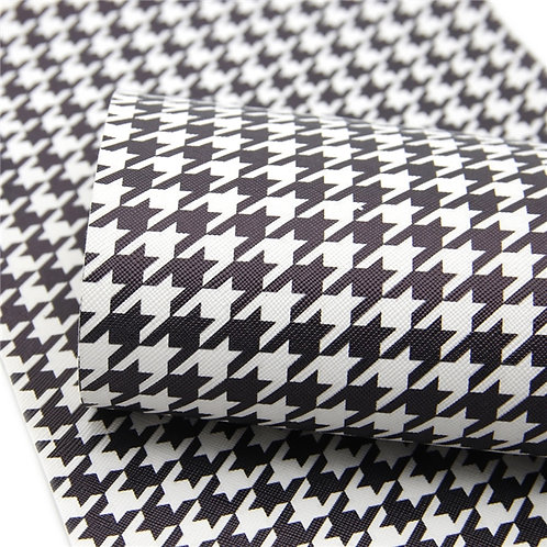 Houndstooth Embroidery Vinyl