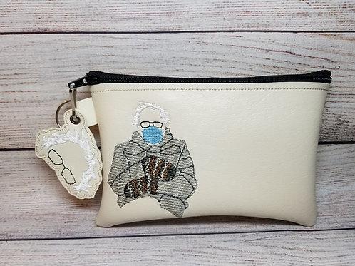 Bernie 5x7 Zipper Bag Design