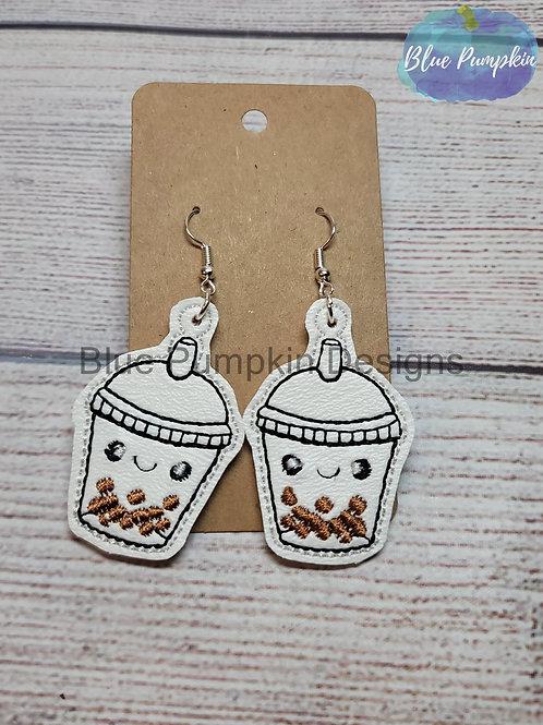 Boba Earrings