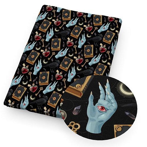 Spooky Creepy Embroidery Vinyl