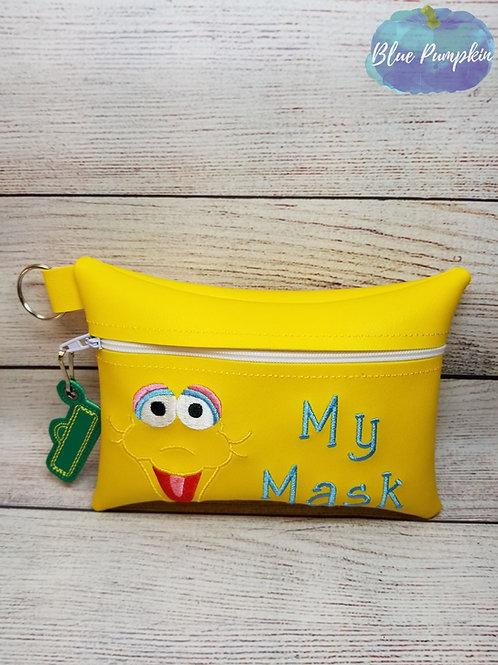 BBird My Mask ITH Bag Design