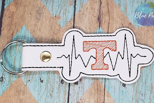 Power T Heartbeat  Key Fob