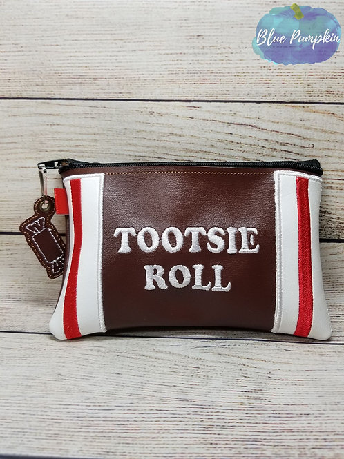 Tootsie ITH Zipper Bag Design