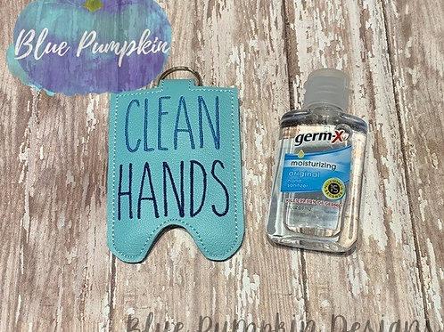 2oz Clean Hands Holder