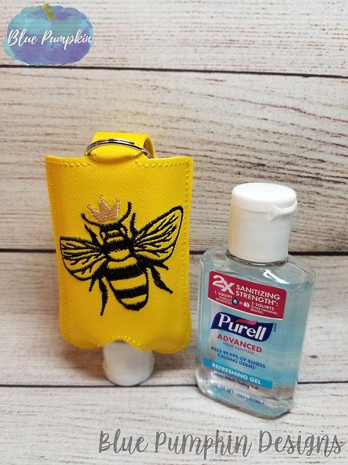 2oz Queen Bee Sani Bottle Holder