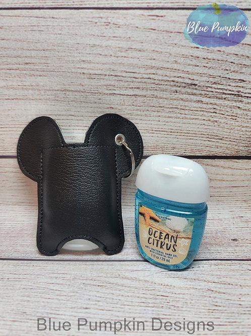 4x4 Mouse Simple 1oz  Sani Bottle Holder