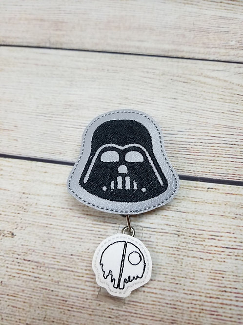 Darth Reel Feltie Design