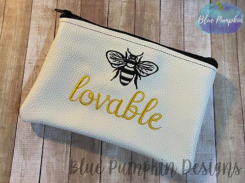 BEE Lovable ITH Bag Design
