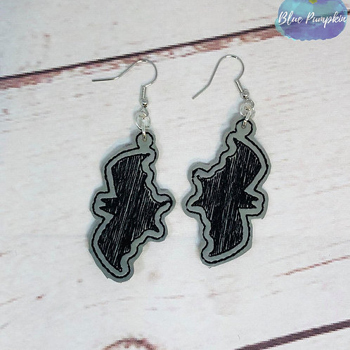 Bats Earrings