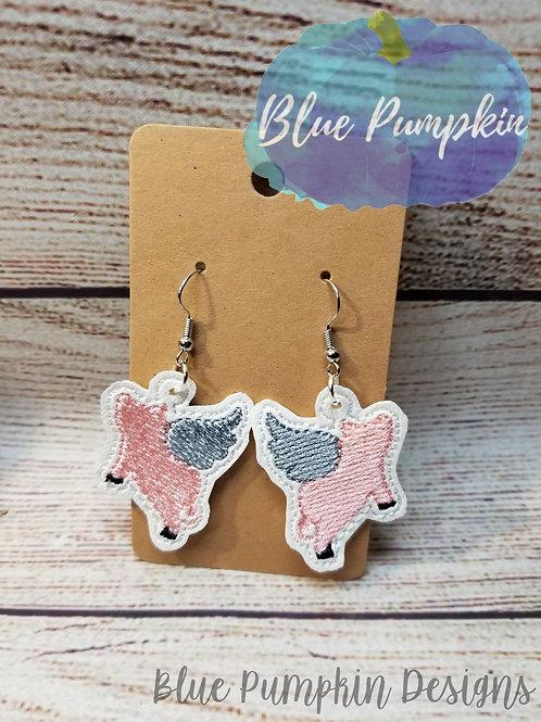 Pigs Fly Earrings
