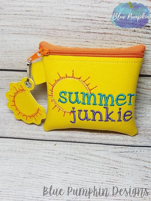 Summer Junkie ITH Bag Design