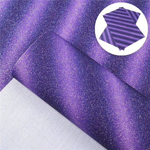 Purple glitter with Variation  Embroidery Vinyl